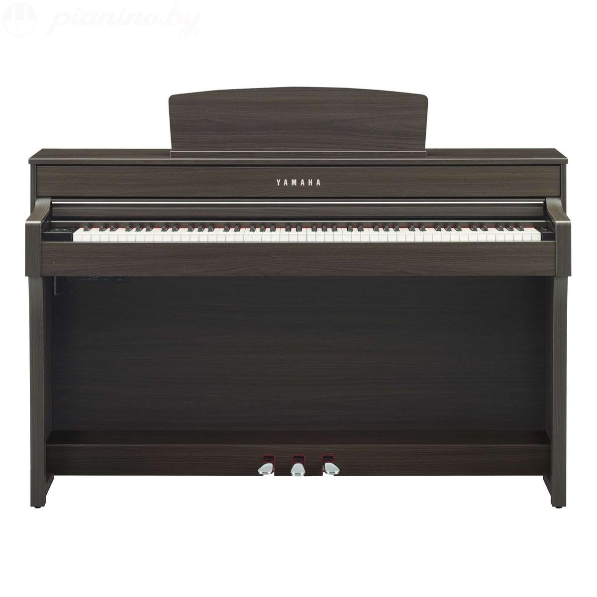 Цифровое пианино Yamaha Clavinova CLP-645 Dark Walnut Фото 2