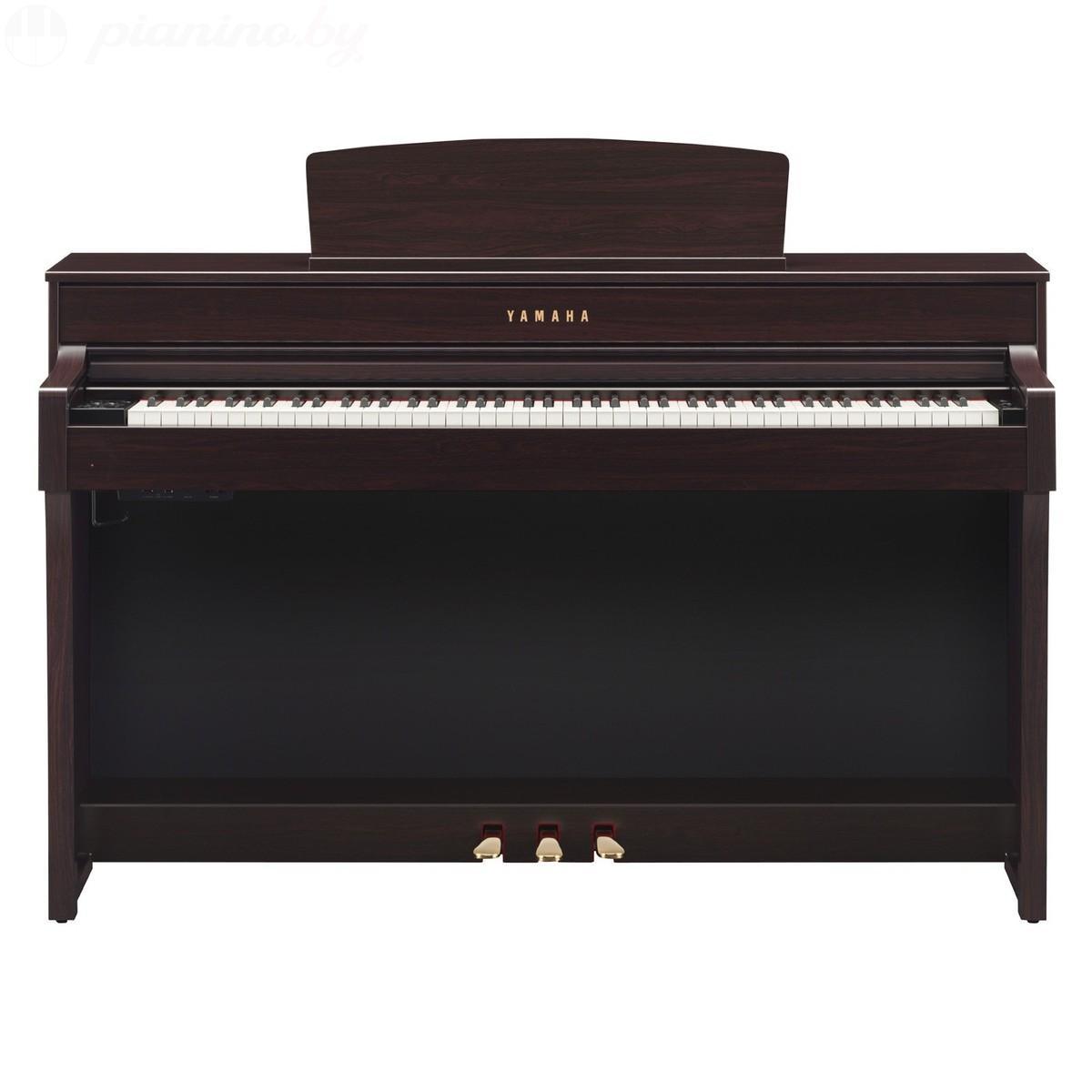 Цифровое пианино Yamaha Clavinova CLP-645 Rosewood Фото 2