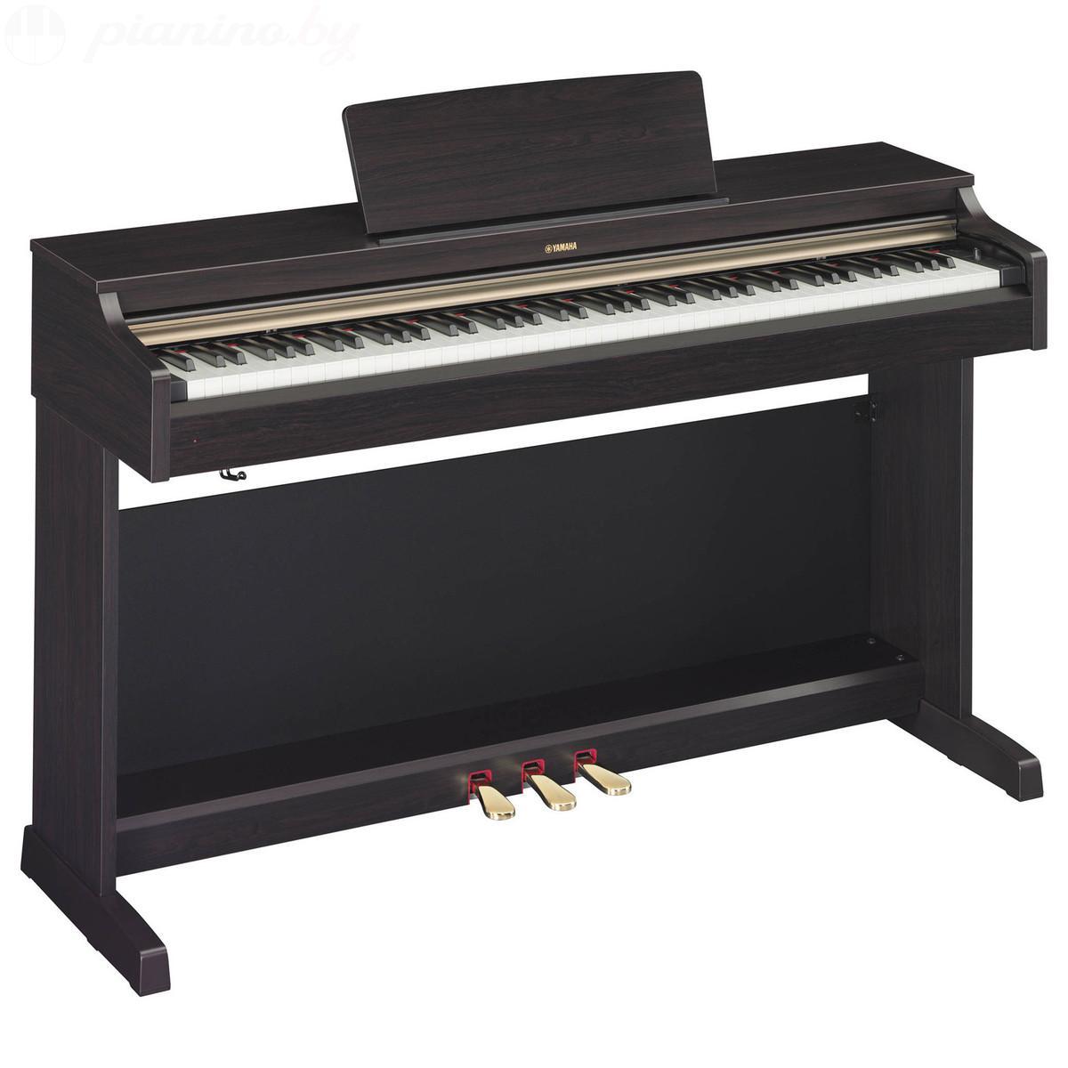 Цифровое пианино Yamaha YDP-162R Фото 1