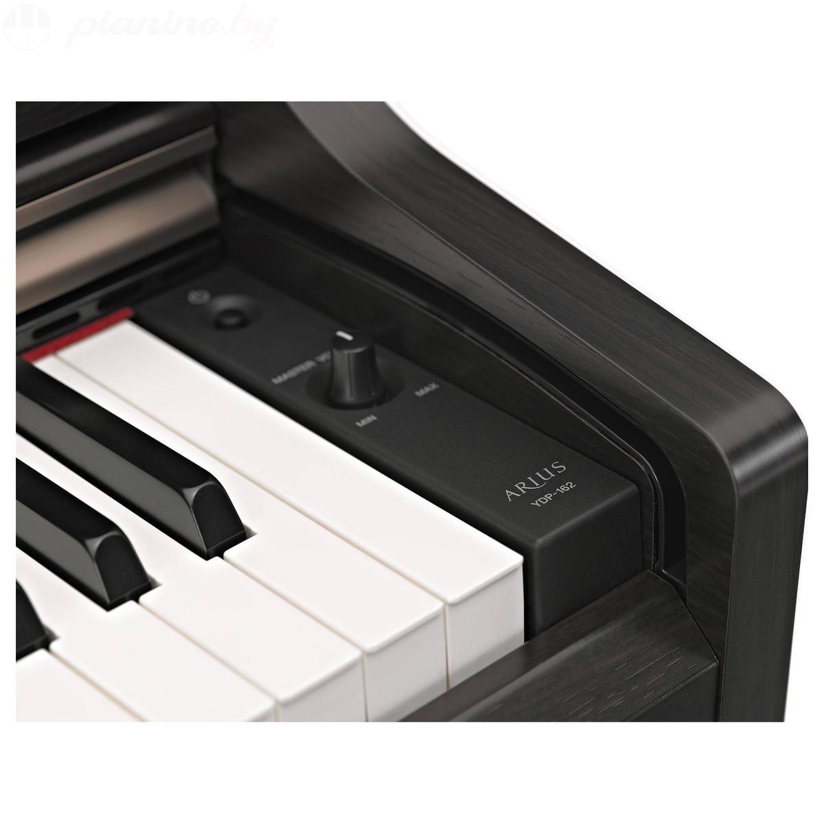 Цифровое пианино Yamaha YDP-162R Фото 4