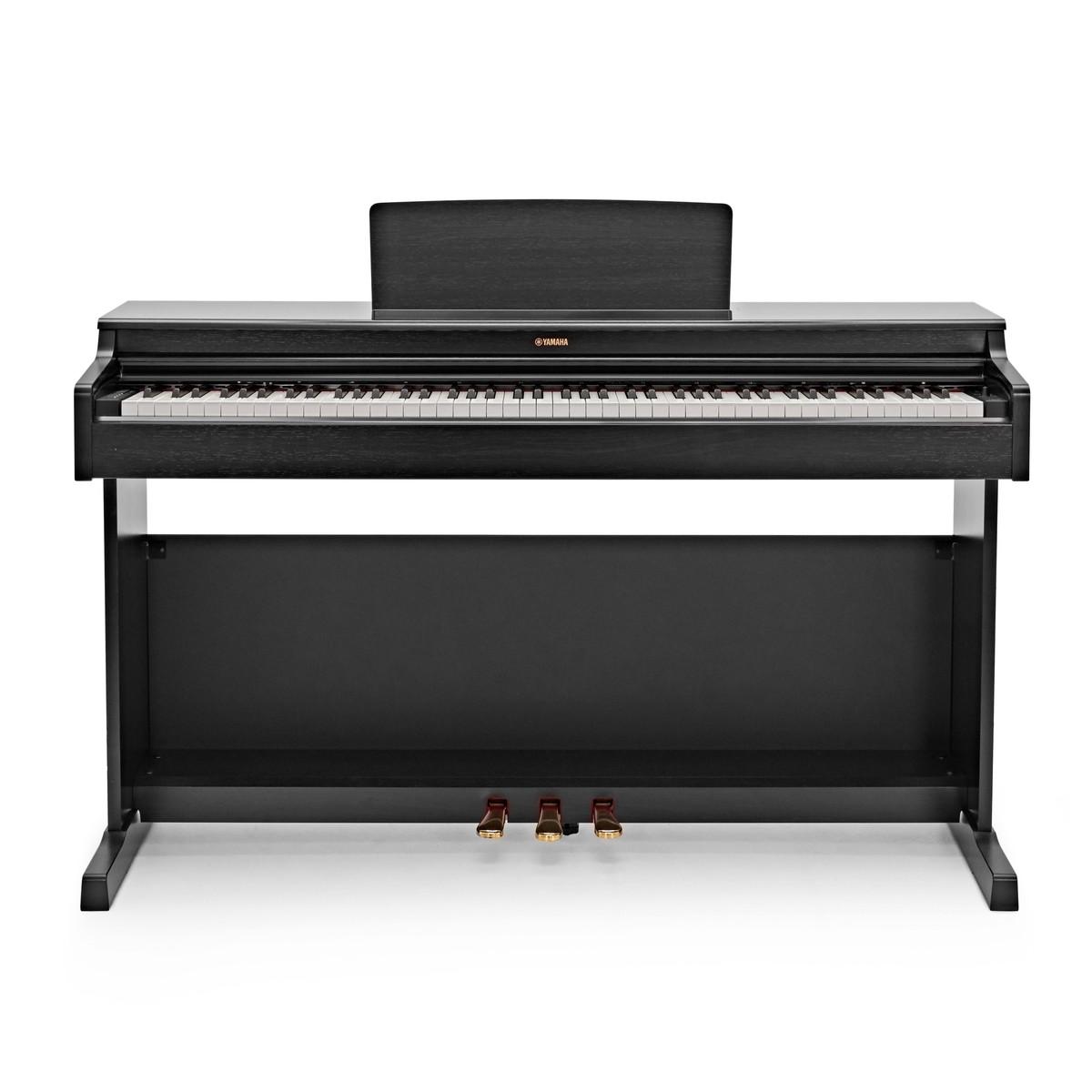 Цифровое пианино Yamaha Arius YDP-164 Black Фото 1