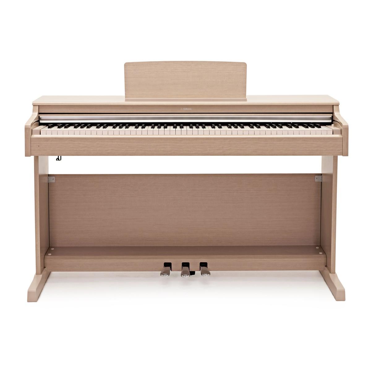 Цифровое пианино Yamaha Arius YDP-164 White Ash Фото 1