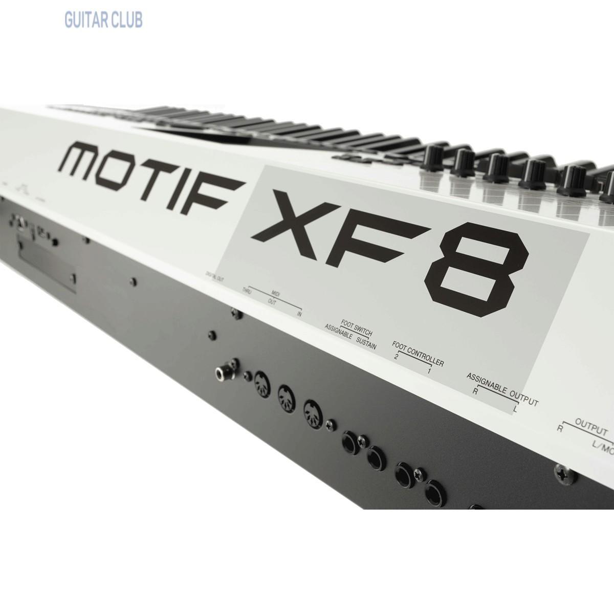 Рабочая станция Yamaha MOTIF XF8 Фото 6