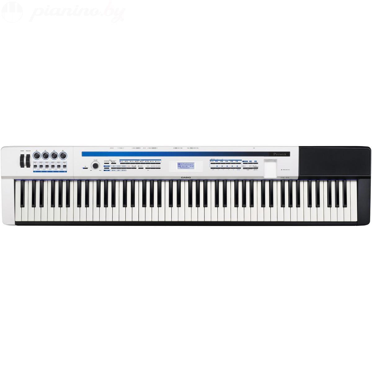 Сценическое пианино Casio PX-5SWE Фото 2