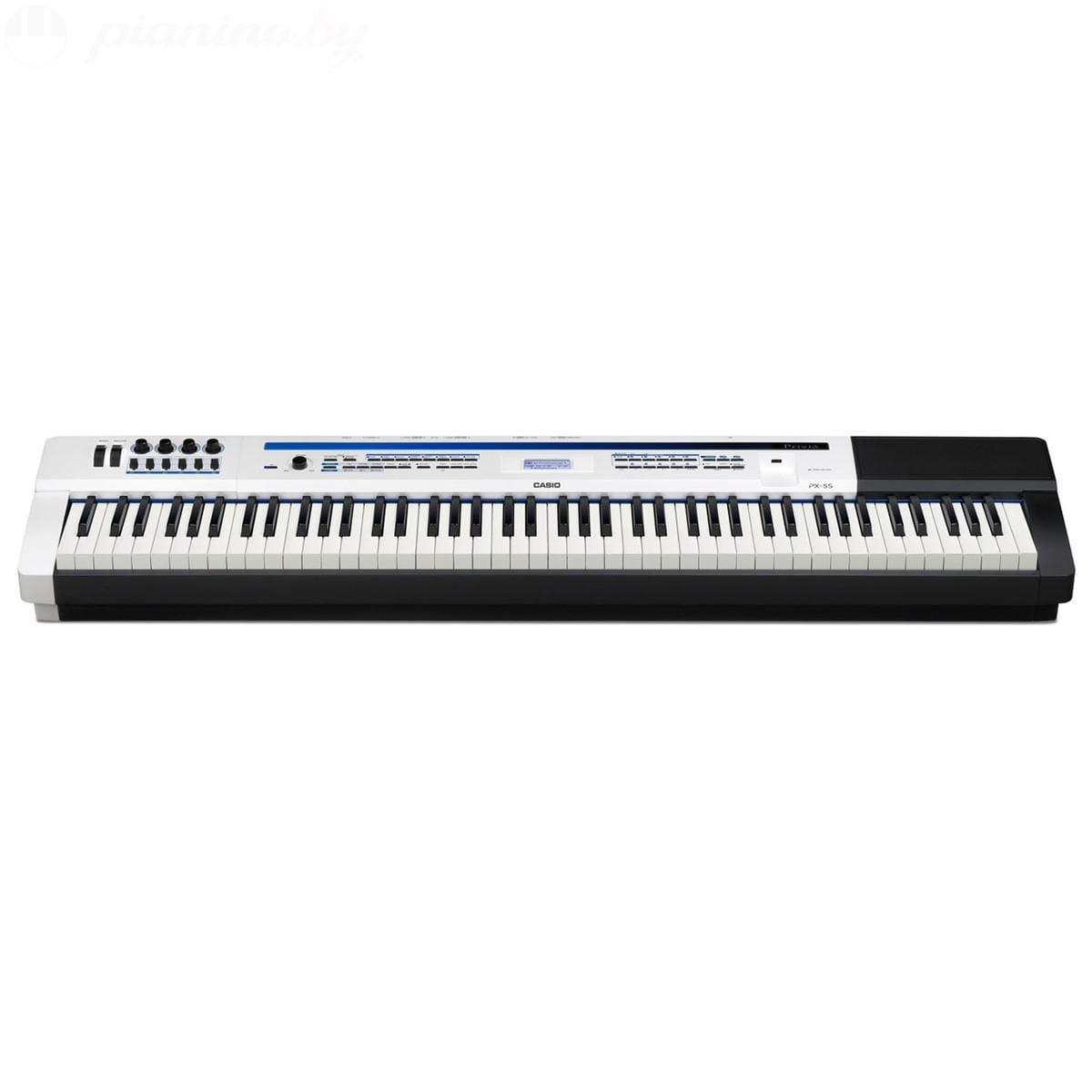 Сценическое пианино Casio PX-5SWE Фото 3