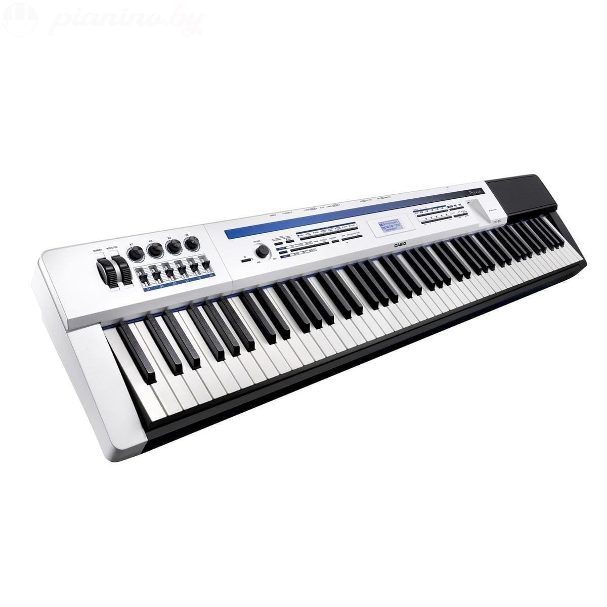 Сценическое пианино Casio PX-5SWE Фото 4
