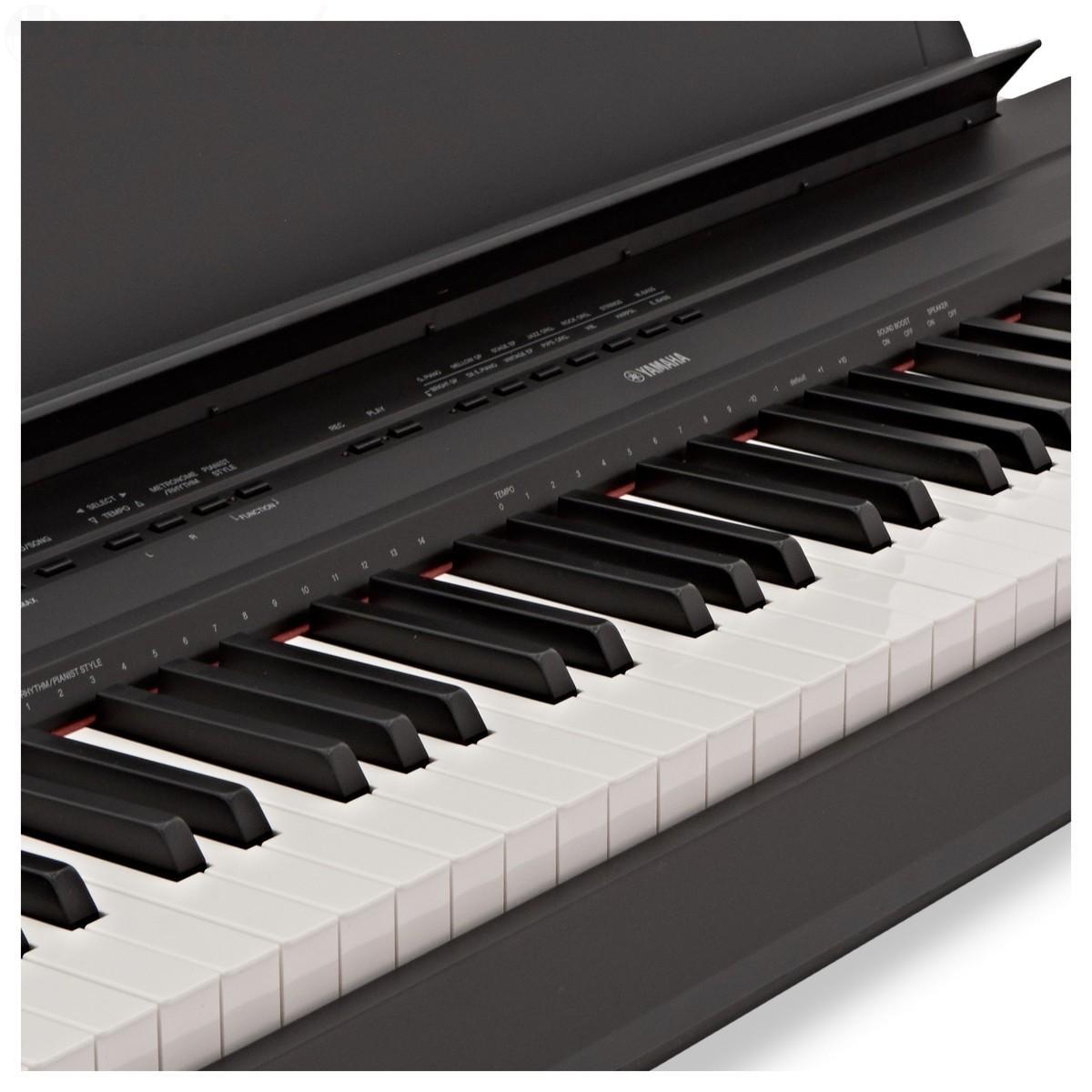 Сценическое пианино Yamaha P-115B Фото 5