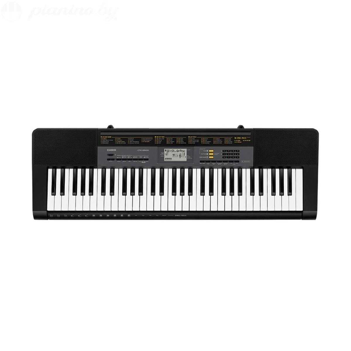 Синтезатор Casio CTK-2500 Фото 1