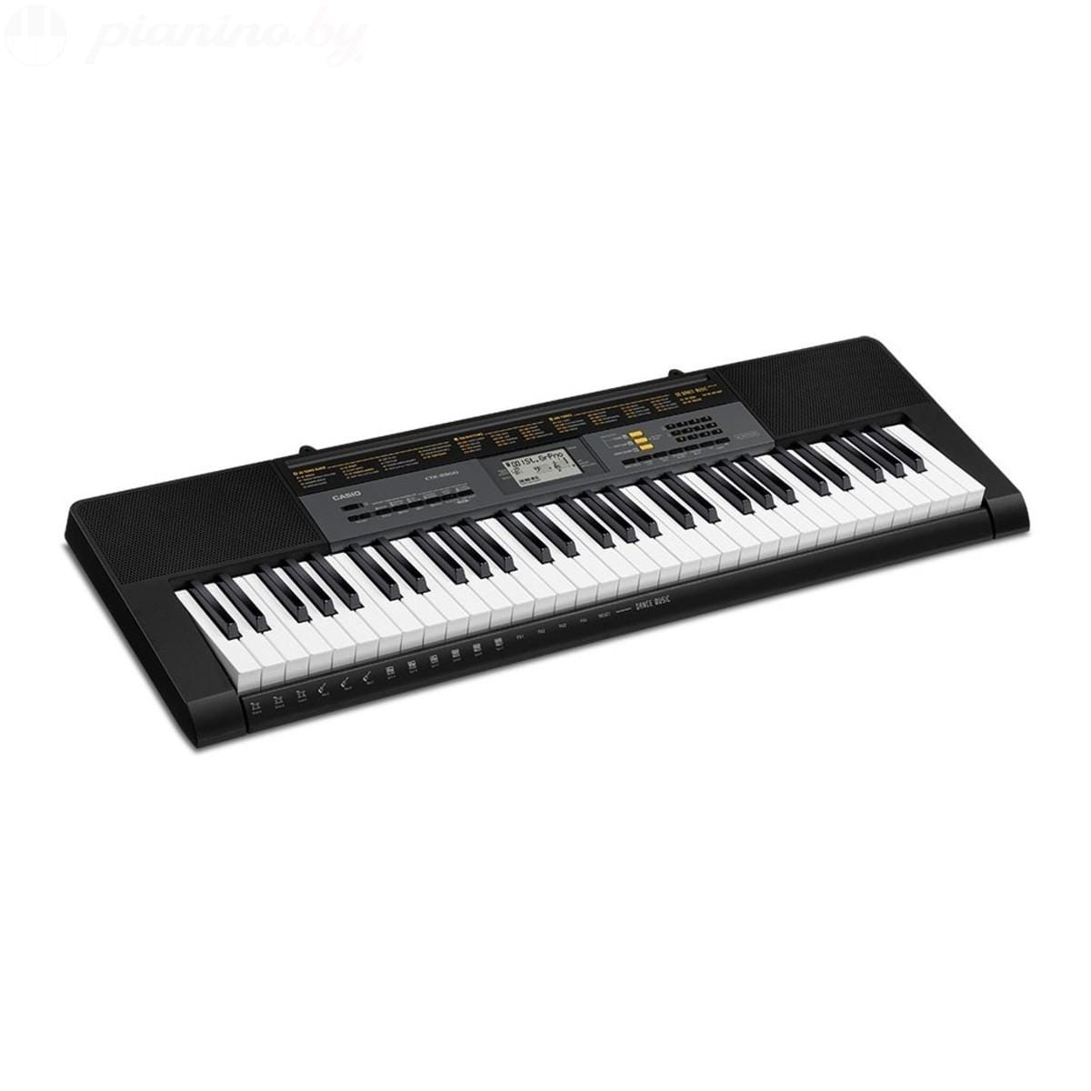 Синтезатор Casio CTK-2500 Фото 3