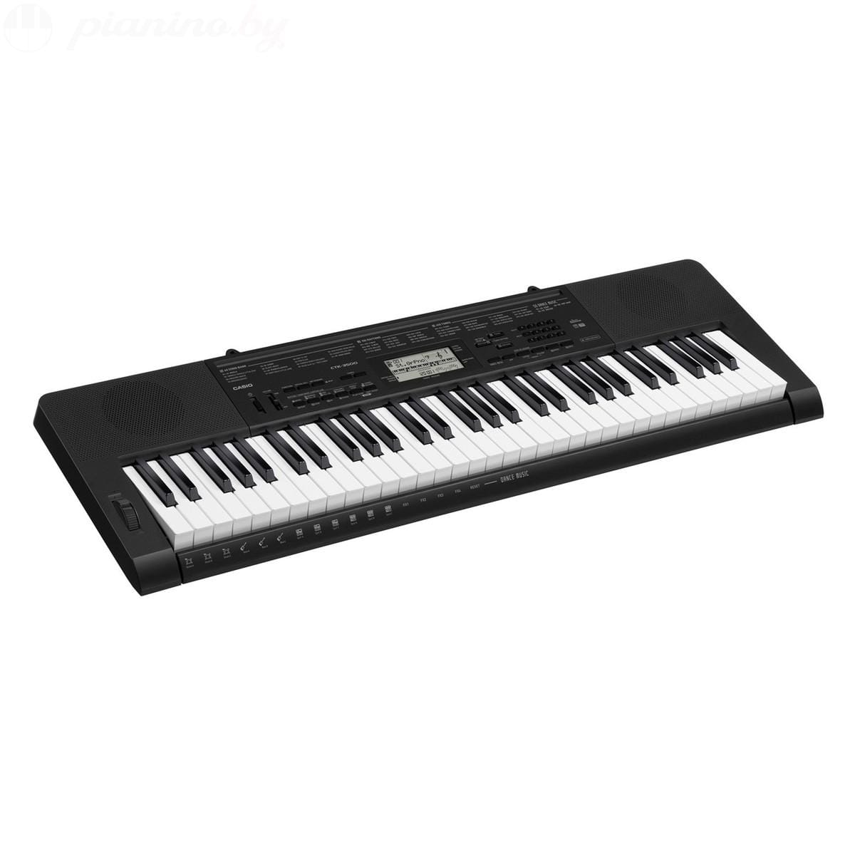 Синтезатор Casio CTK-3500 Фото 3