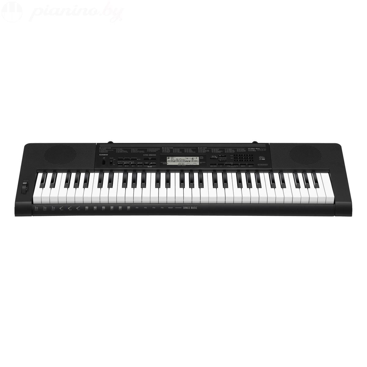 Синтезатор Casio CTK-3500 Фото 4