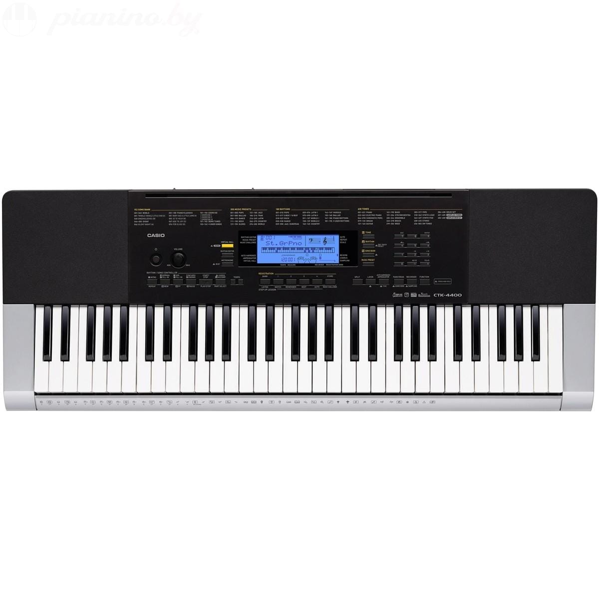 Синтезатор Casio CTK-4400 Фото 3
