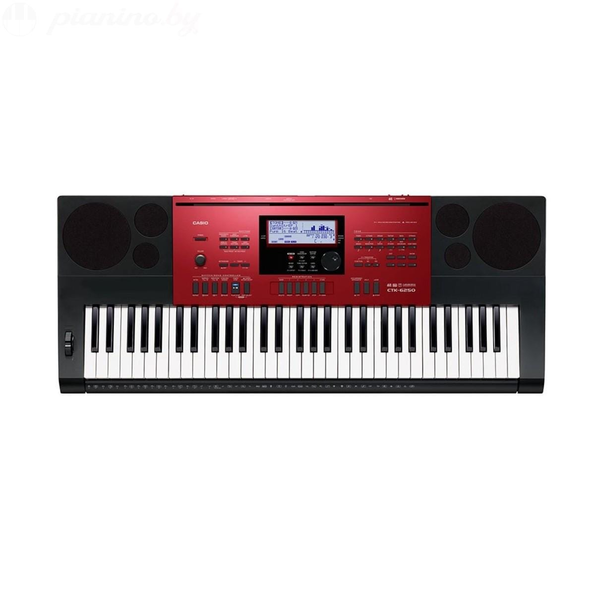 Синтезатор Casio CTK-6250 Фото 1