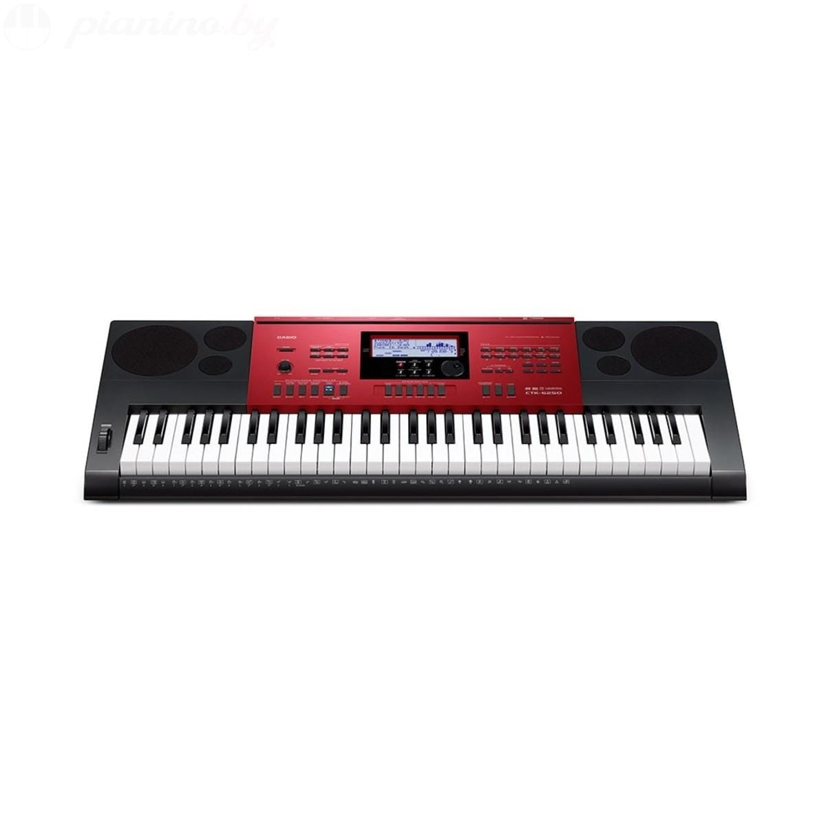 Синтезатор Casio CTK-6250 Фото 2