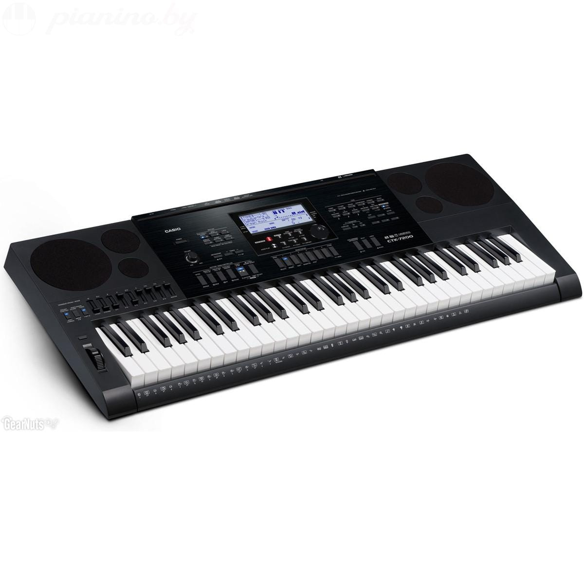 Синтезатор Casio CTK-7200 Фото 4