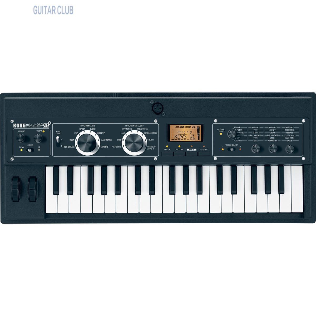 Синтезатор Korg MicroKorg XL+ Фото 1