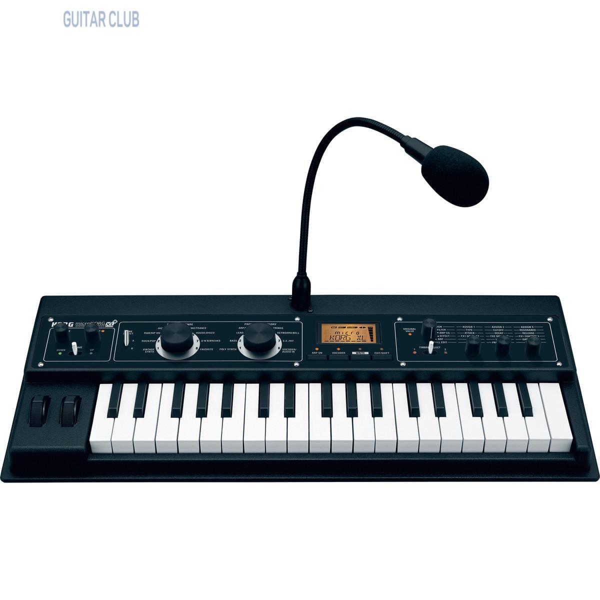 Синтезатор Korg MicroKorg XL+ Фото 2