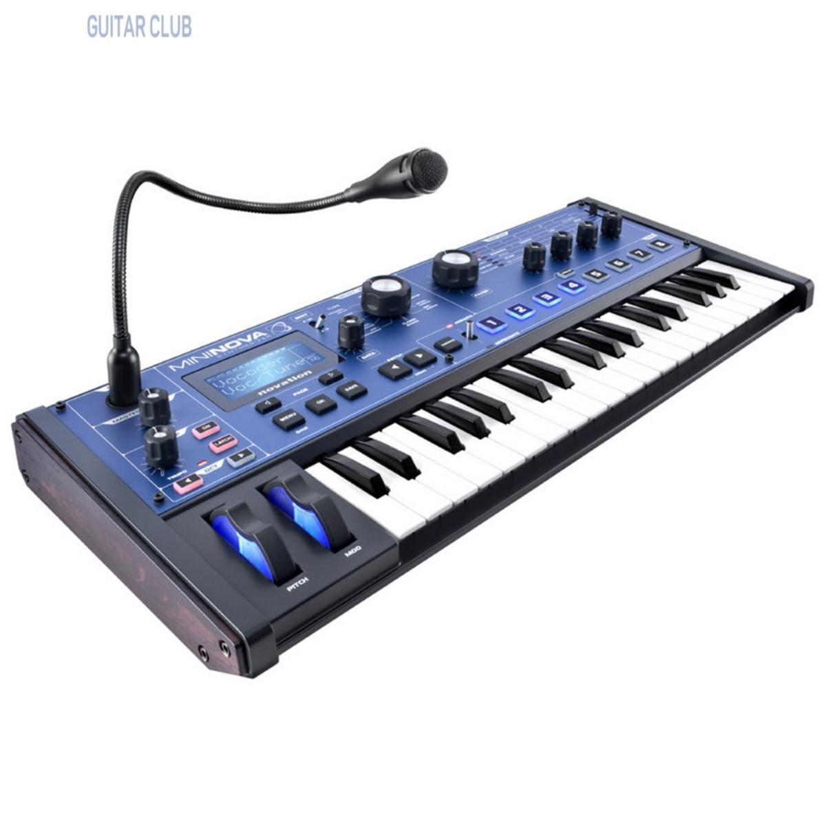Синтезатор Novation MiniNova Фото 1