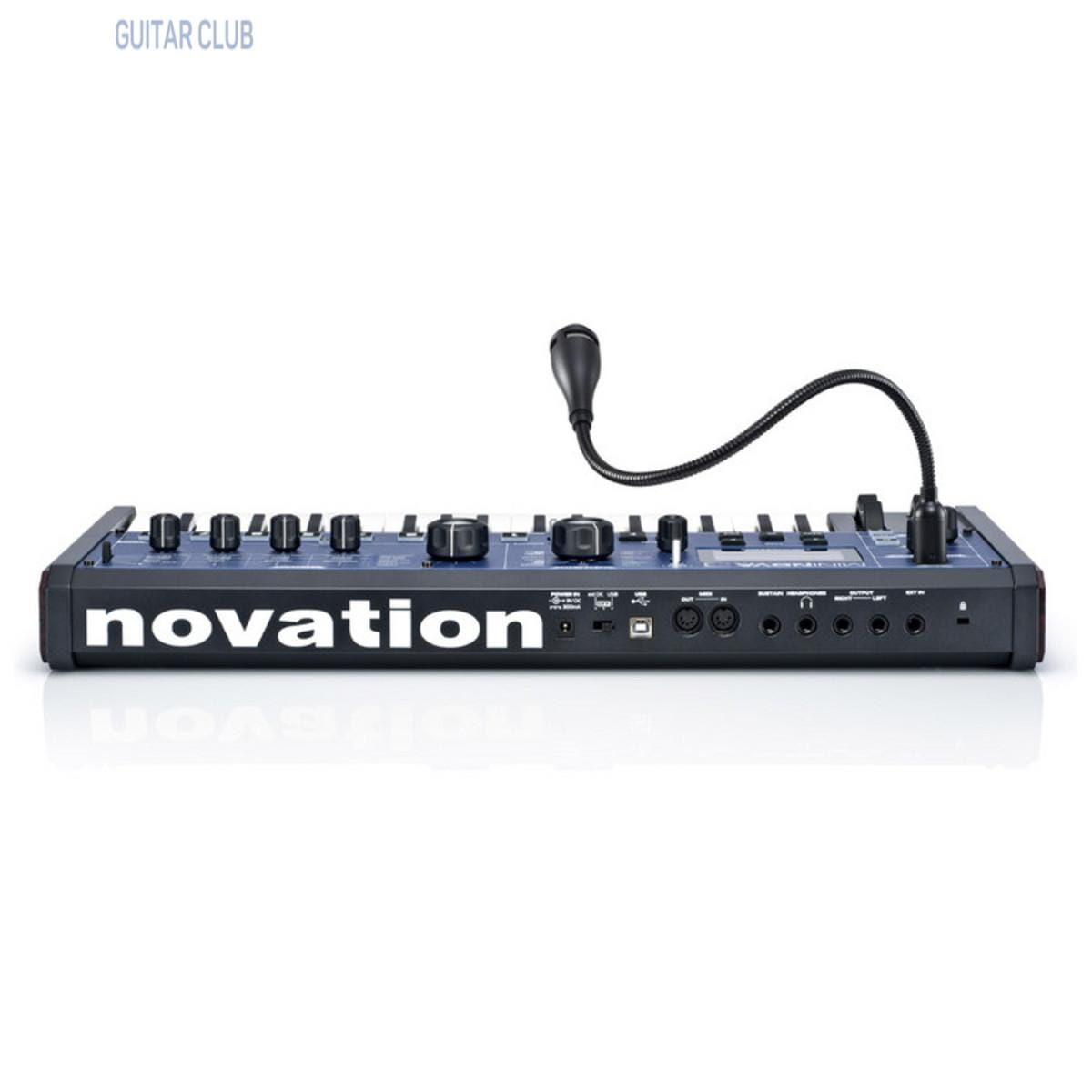 Синтезатор Novation MiniNova Фото 4