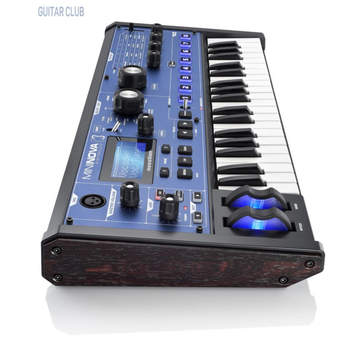 Синтезатор Novation MiniNova Фото 5