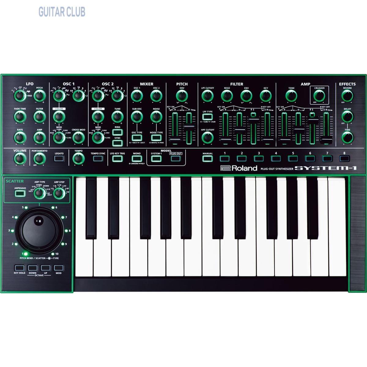 Синтезатор Roland System-1 Aira Фото 3