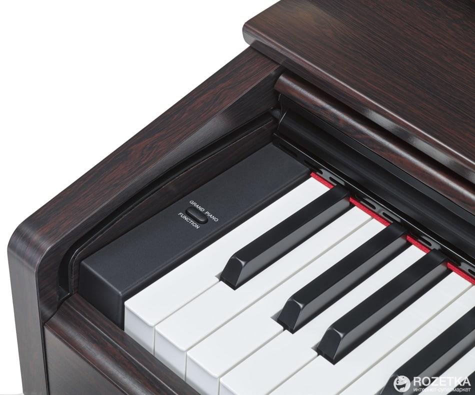 Цифровое пианино Yamaha Arius YDP-103 Rosewood Фото 5