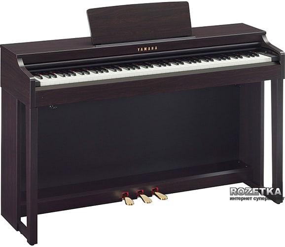 Цифровое пианино Yamaha Clavinova CLP-525R Dark Rosewood Фото 2