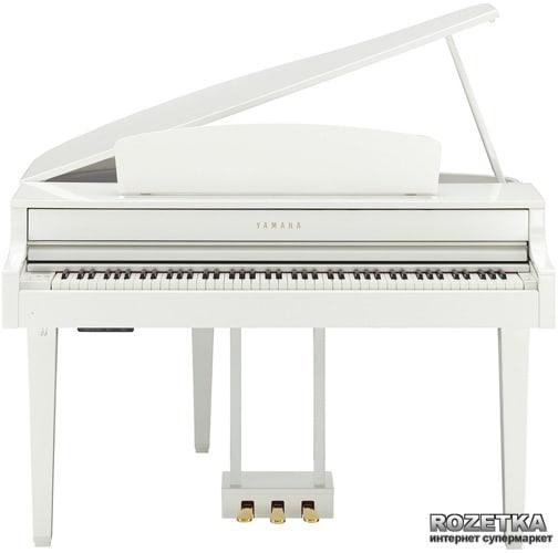 Цифровое пианино Yamaha Clavinova CLP-565GP White Фото 1