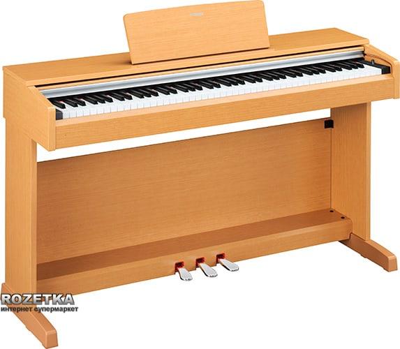 Цифровое пианино Yamaha YDP-142C Фото 2