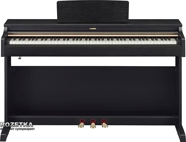 Цифровое пианино Yamaha YDP-162B Фото 1