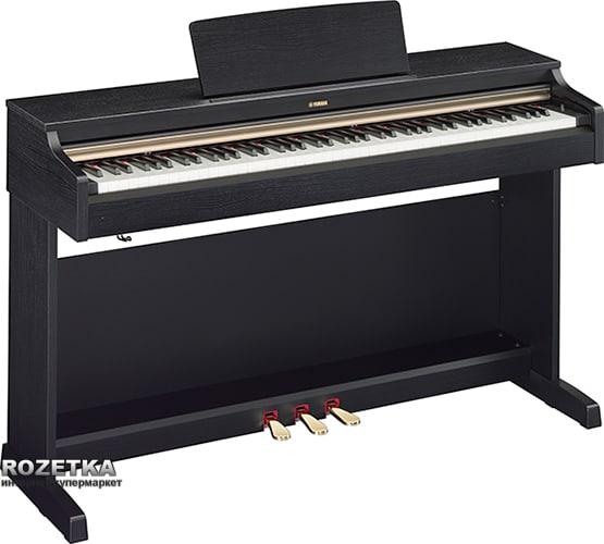 Цифровое пианино Yamaha YDP-162B Фото 2