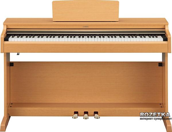 Цифровое пианино Yamaha YDP-162C Фото 1
