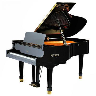 Акустический рояль PETROF P 194 Storm черный