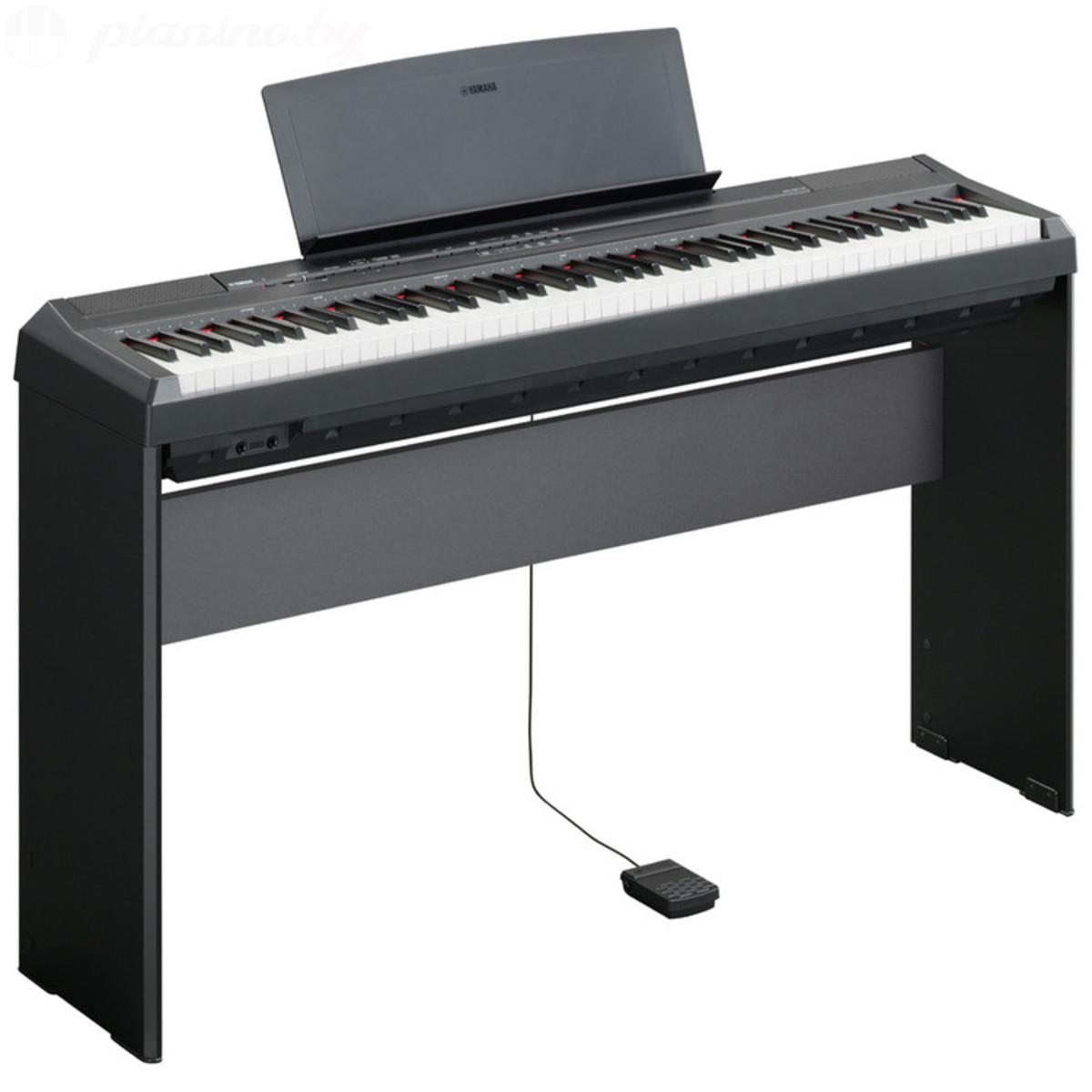 Сценическое пианино Yamaha P-105B