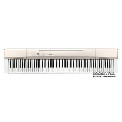 Цифровое пианино Casio PX-160GD Gold