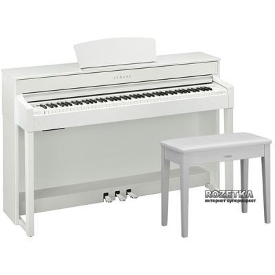 Цифровое пианино Yamaha Clavinova CLP-535WH White